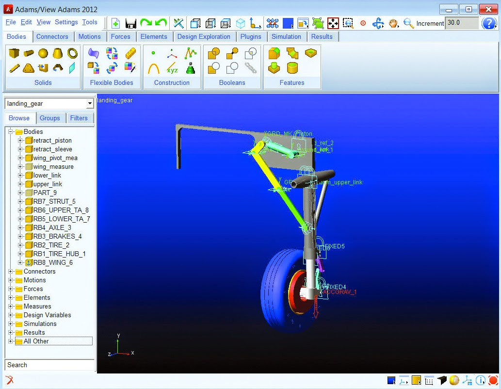 Msc Software - analisis estructural
